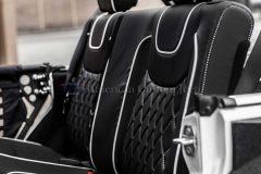 Black & White Seats