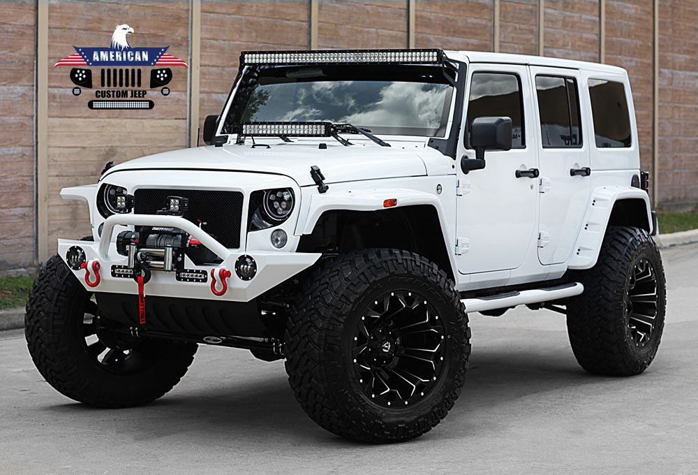 Jeeps For Sale In Houston >> EAGLE PLUS EDITION - Houston, TX - American Custom Jeep