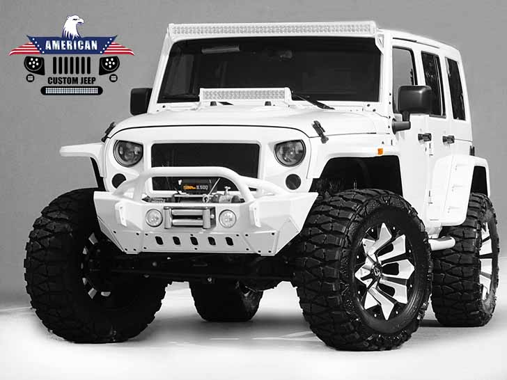 storm trooper edition houston tx american custom jeep. Black Bedroom Furniture Sets. Home Design Ideas