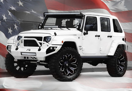 Jeeps For Sale In Houston >> Jeep Customization Packages Dallas, TX | Custom Jeep Atlanta, GA